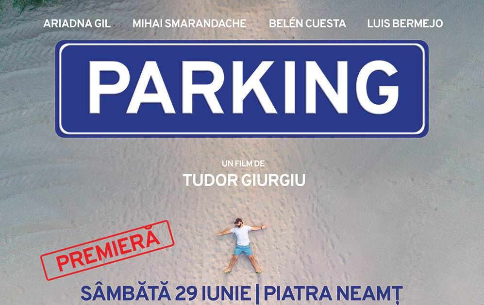 """Filmul """"Parking"""", proiecție de gală la Piatra Neamț"""