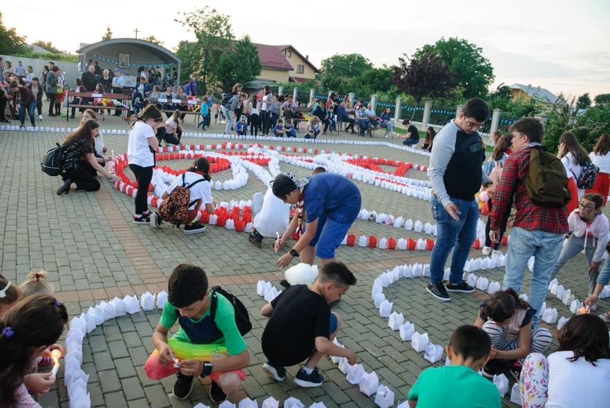 Festivalul Luminii la Pildeşti, în anul jubiliar 2019