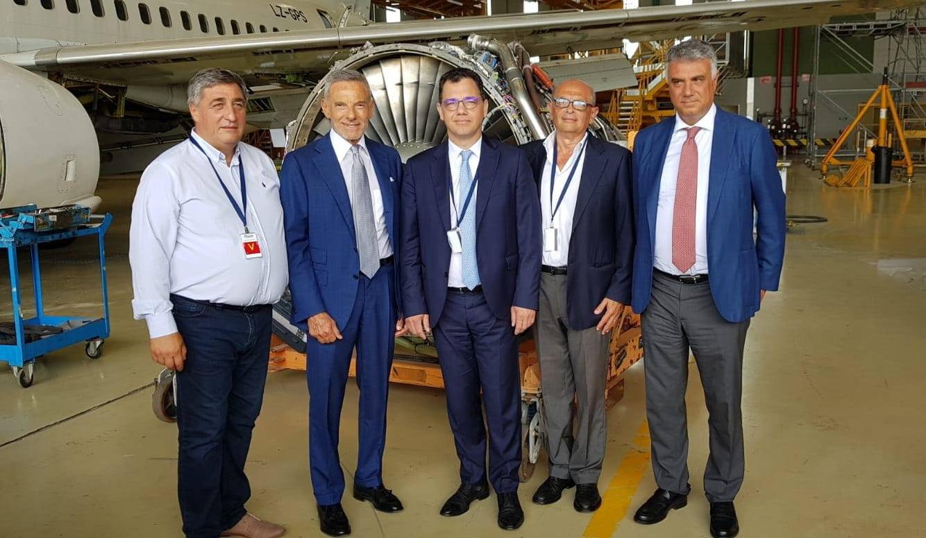 """Senatorul Dan Manoliu: """"Vizită de lucru în Italia, în vederea creării și dezvoltării de parteneriate pentru investiții noi în România"""""""