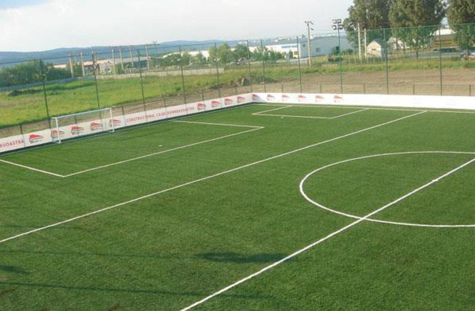 CNI intră în posesia terenului pentru construirea unui nou stadion pe strada Islazului
