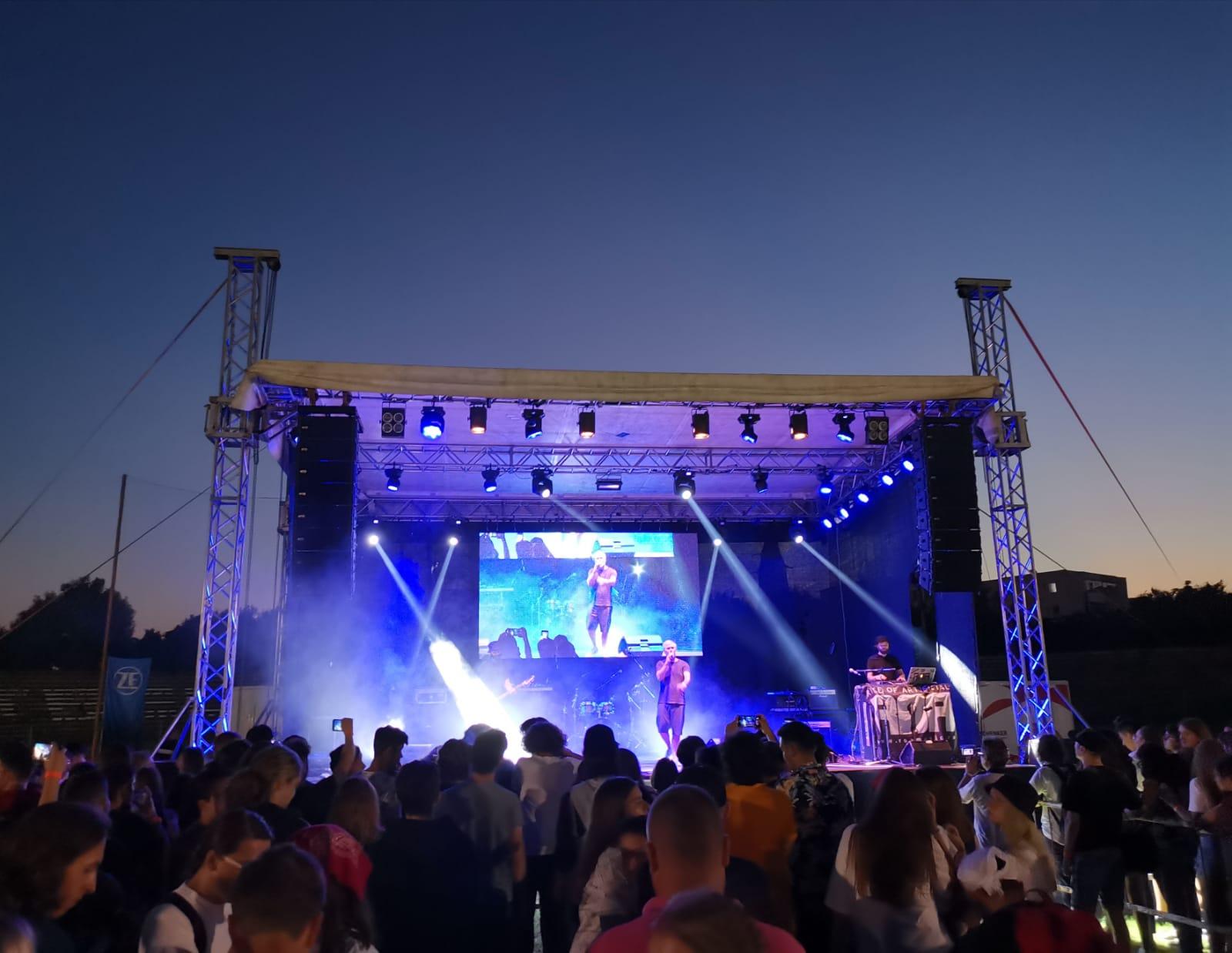 KULT Fest 4: Peste 9.000 de participanți s-au bucurat de cele trei zile de festival, la Roman