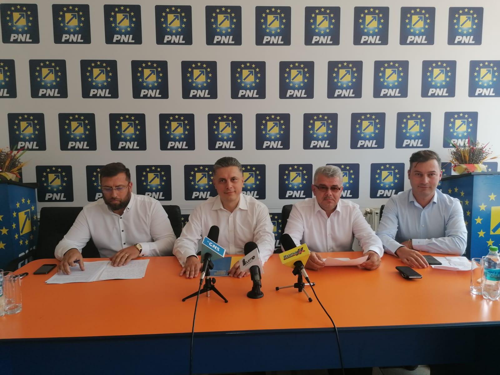 """""""PNL Neamț îl invită pe președintele Consiliului Județean Ionel Arsene la o dezbatere pe marginea rectificării bugetare! Să arate că îi pasă de nemțeni!"""""""