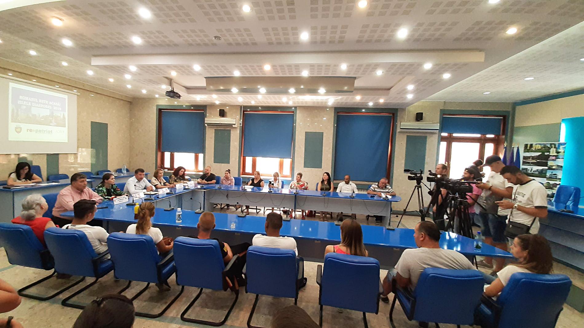 Romașcanii din diaspora solicită sprijinul autorităților locale