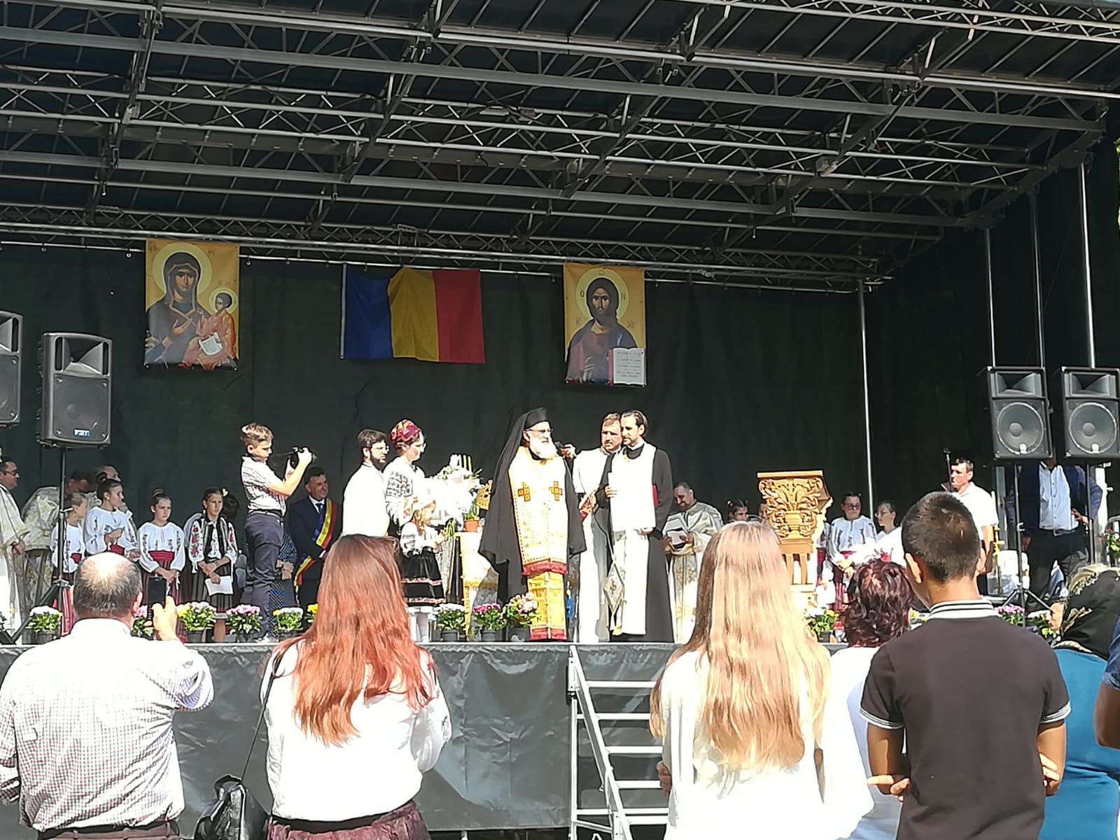 Biserica din Parohia Poienița a fost resfințită