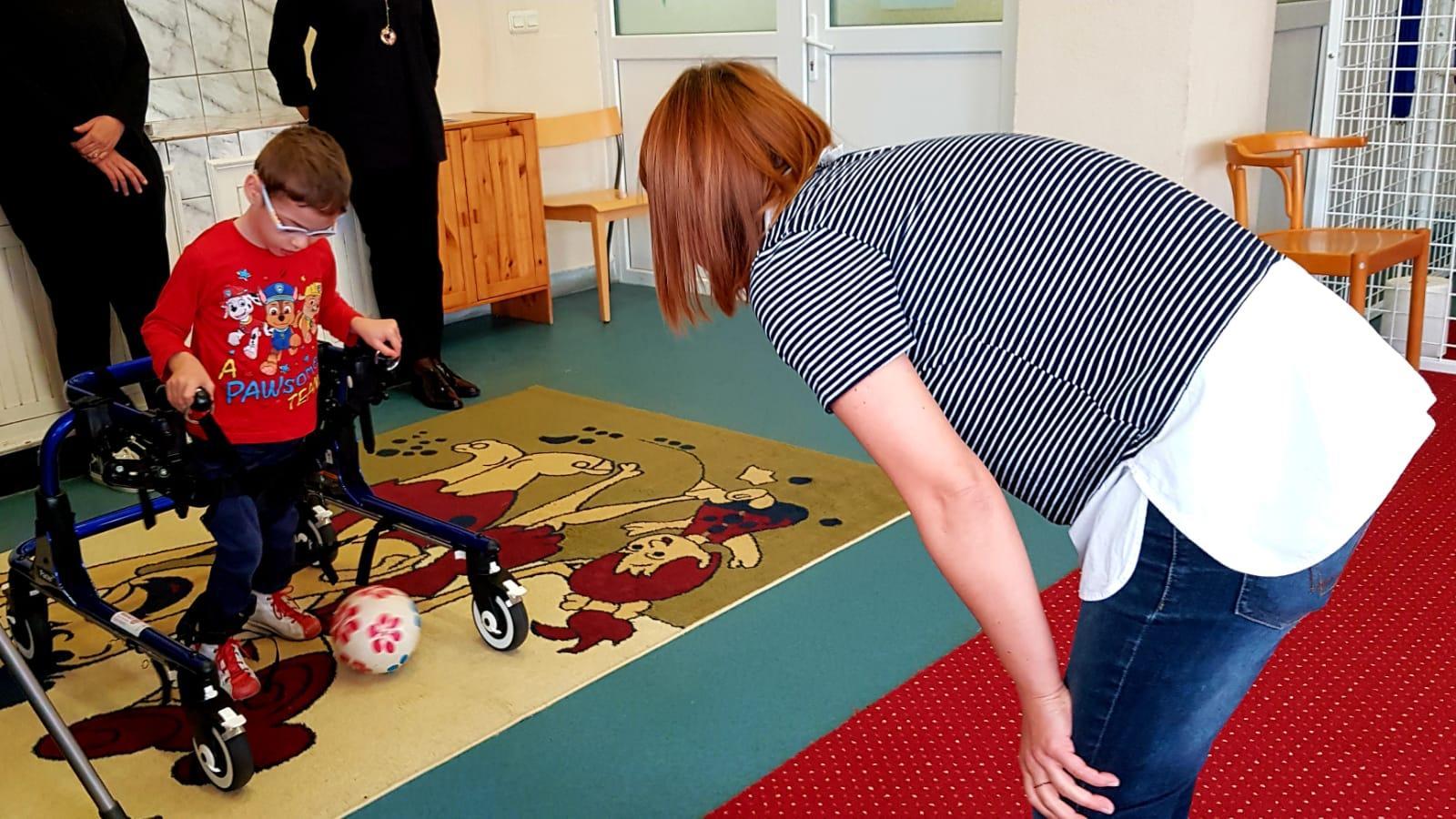 Terapii de top pentru copiii cu dizabilități