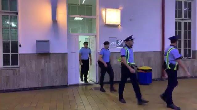 Peste 20 de sancțiuni aplicate de polițiști în gările din județ