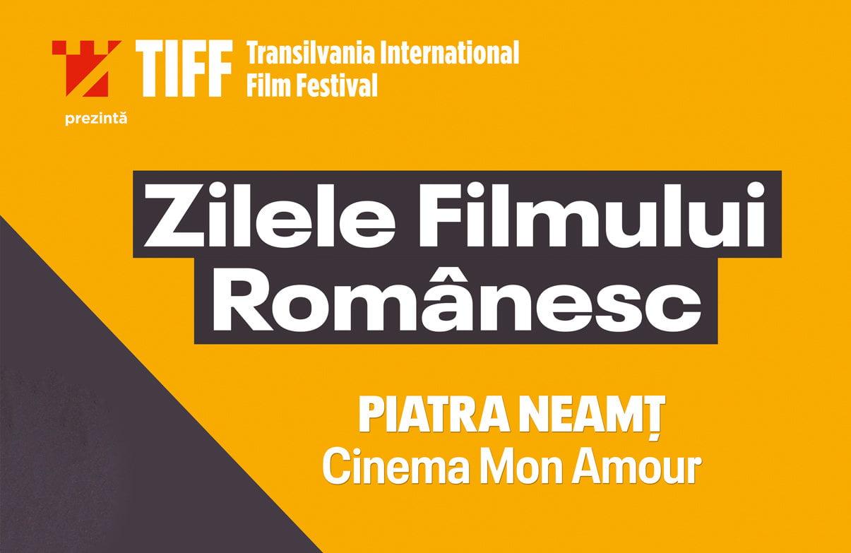 Zilele Filmului Românesc la Piatra Neamț. Regizorul Tudor Giurgiu, invitat special