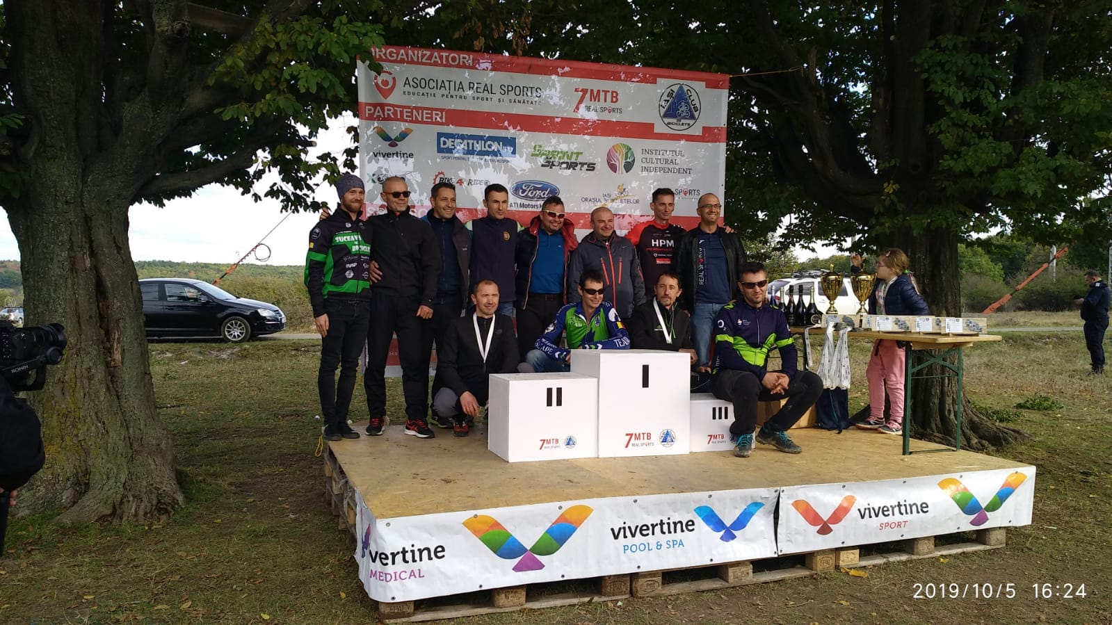 MTB Roman, pe podiumul competiției Cupa Moldovei MTB 2019