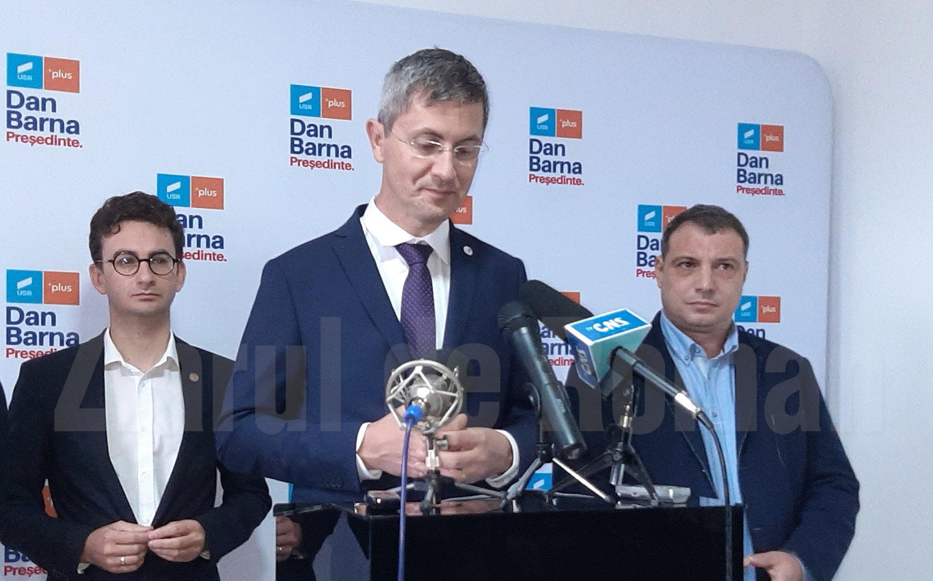 USR PLUS speră să obțină 20% din voturile nemțenilor la alegerile prezidențiale