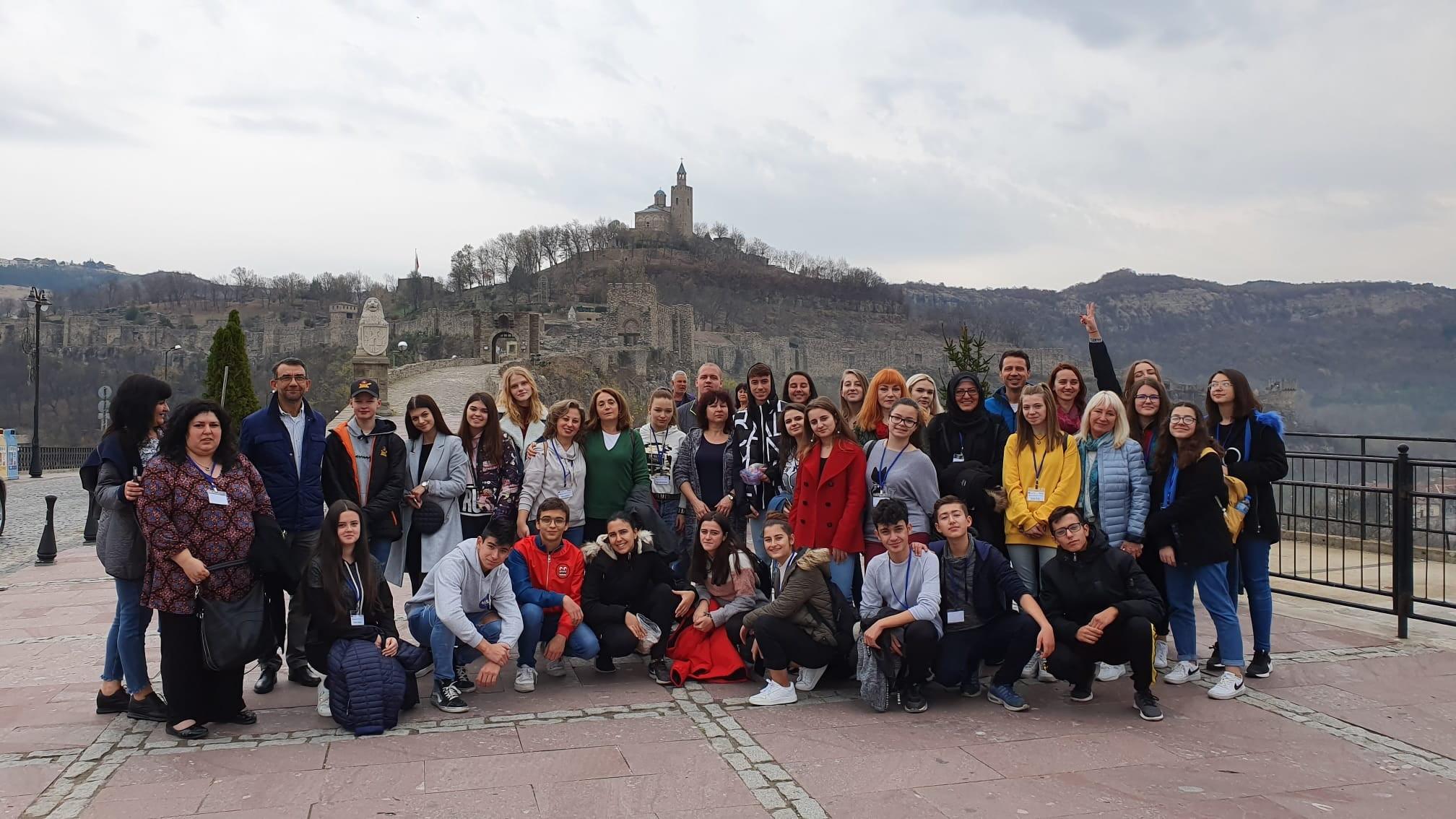 "Proiect european pe teme culturale, la Colegiul Tehnic ""Danubiana"""