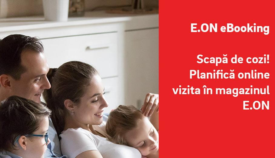 Magazinul E.ON din Piatra Neamț își prelungește programul de lucru