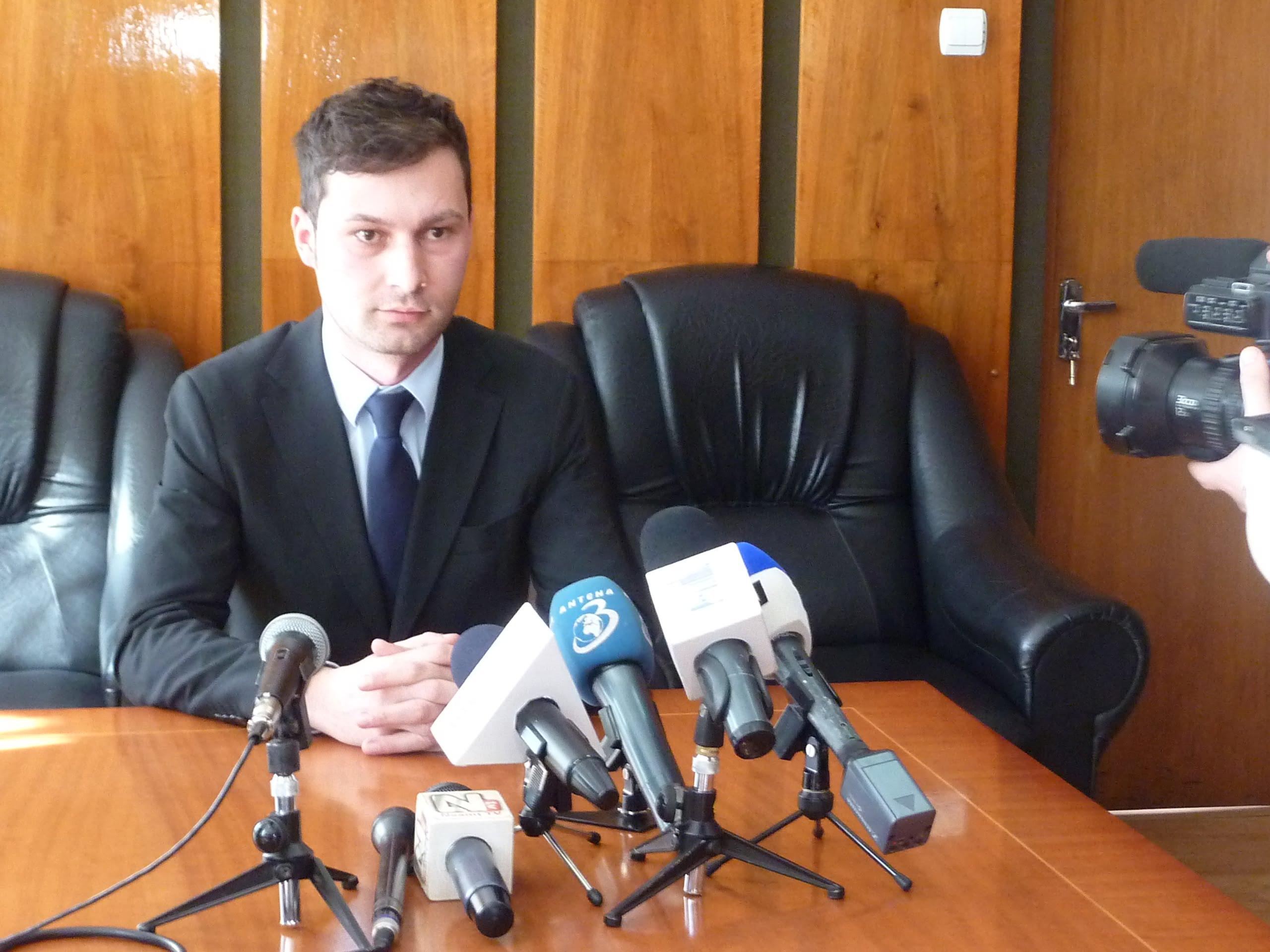George Lazăr a fost numit prefect al județului Neamț