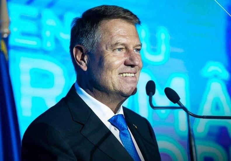 Romașcanii l-au ales din nou președinte pe Klaus Iohannis