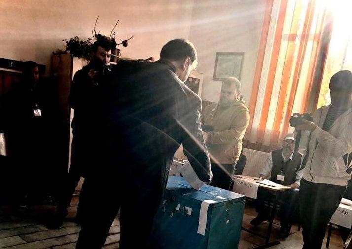 """Primarul Lucian Micu: """"Am votat pentru viitor, mai ales pentru viitorul copiilor noștri"""""""