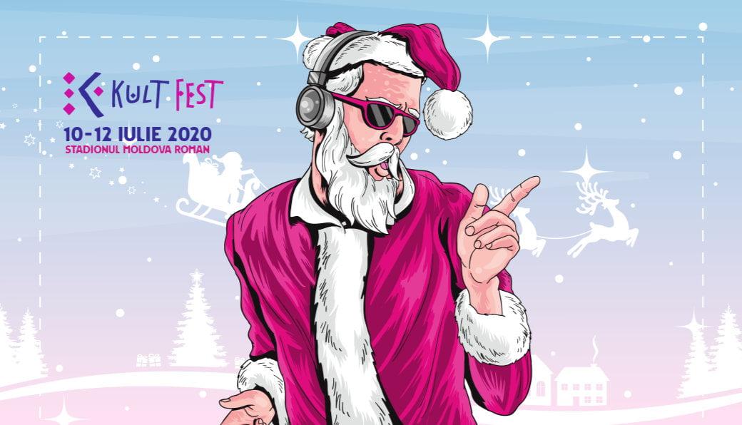 Cadou de Crăciun pentru KULT Fest