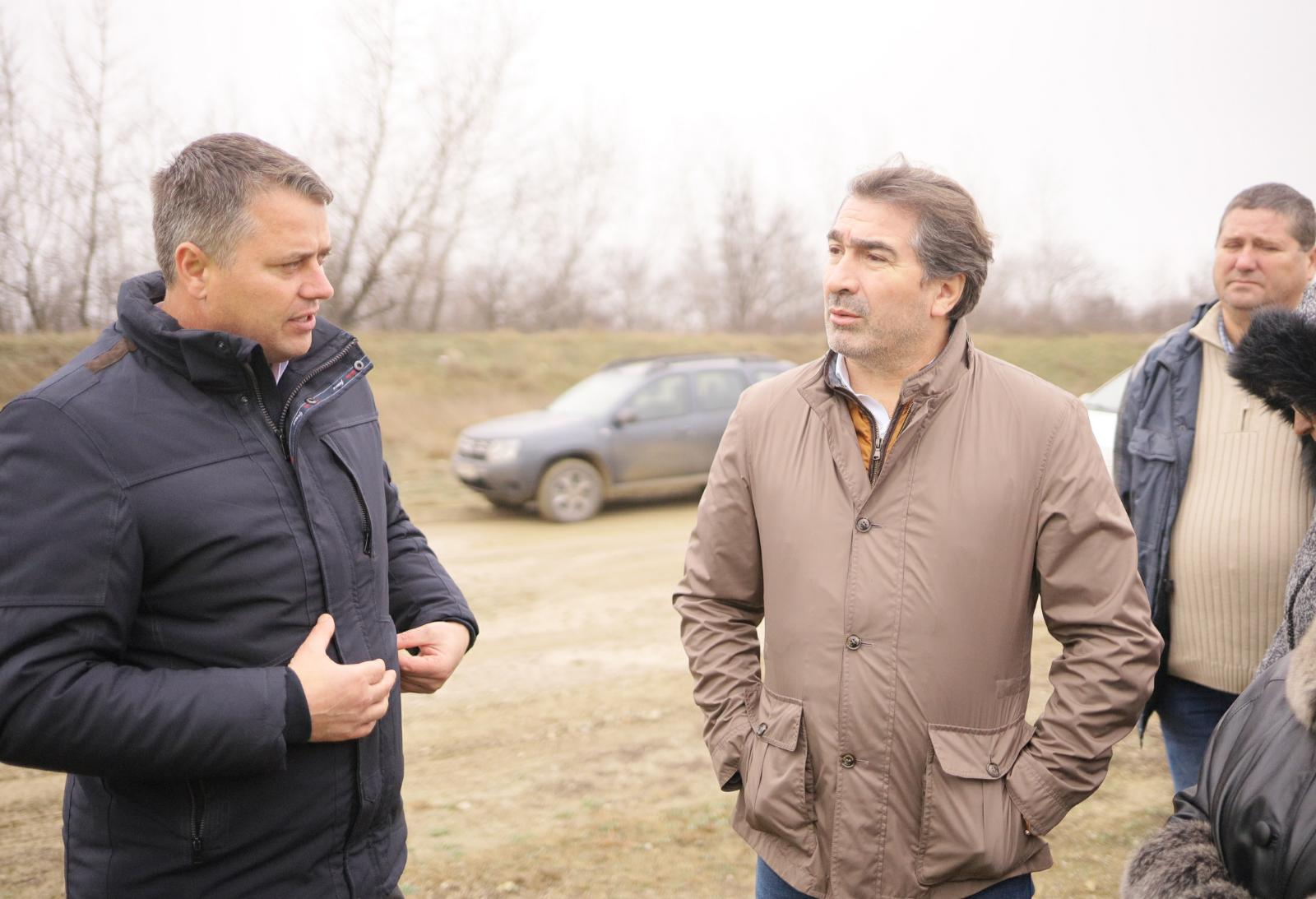 Autoritățile județene promit: În câteva zile, romașcanii vor avea apă curentă non-stop