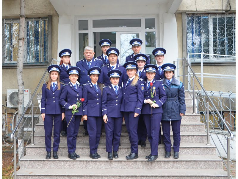 Noi absolvenți ai unităților de învăţământ ale MAI s-au alăturat Poliției Neamț