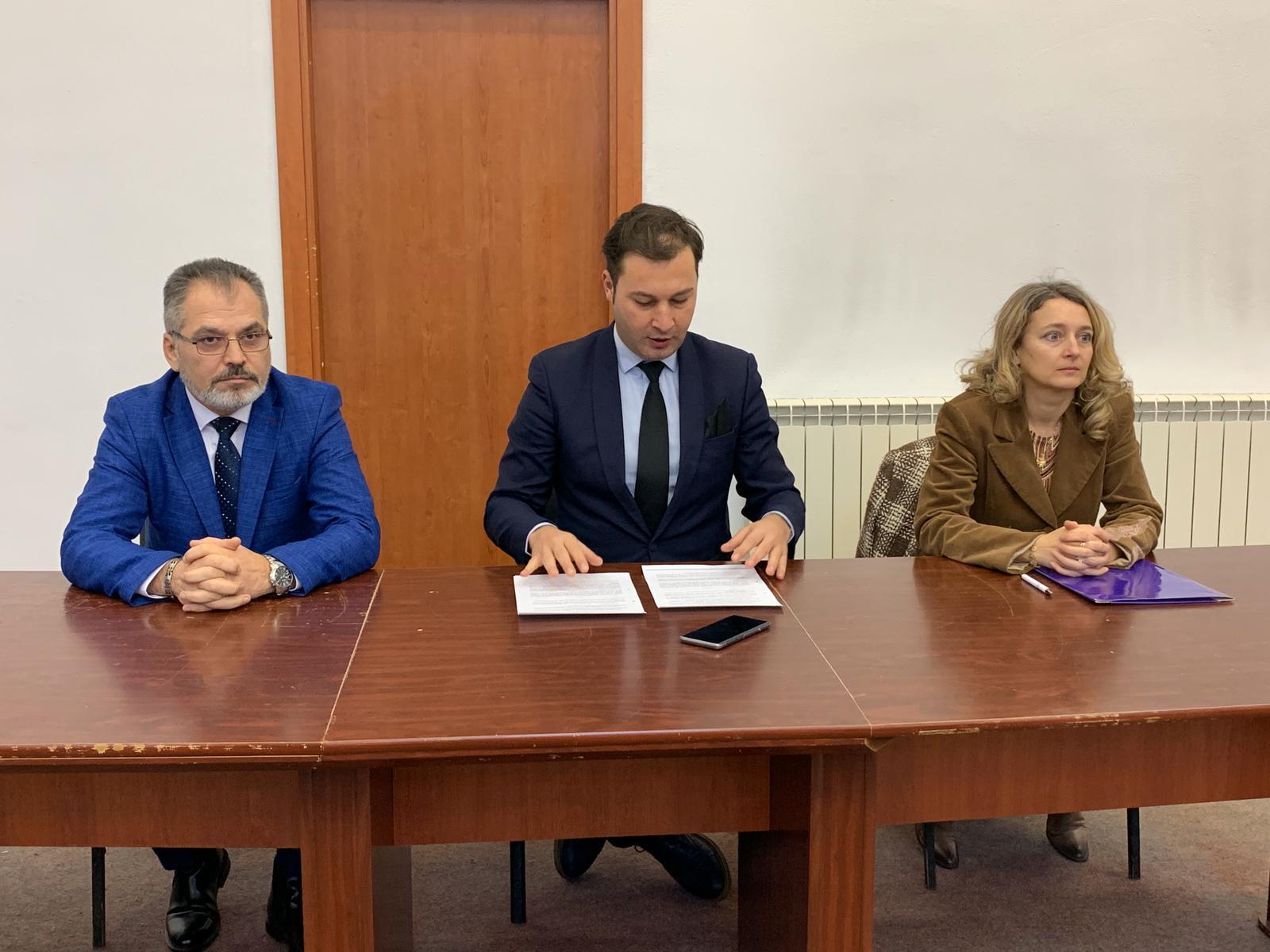 Un nou director la Finanțe, în locul romașcanului Gheorghe Oprea