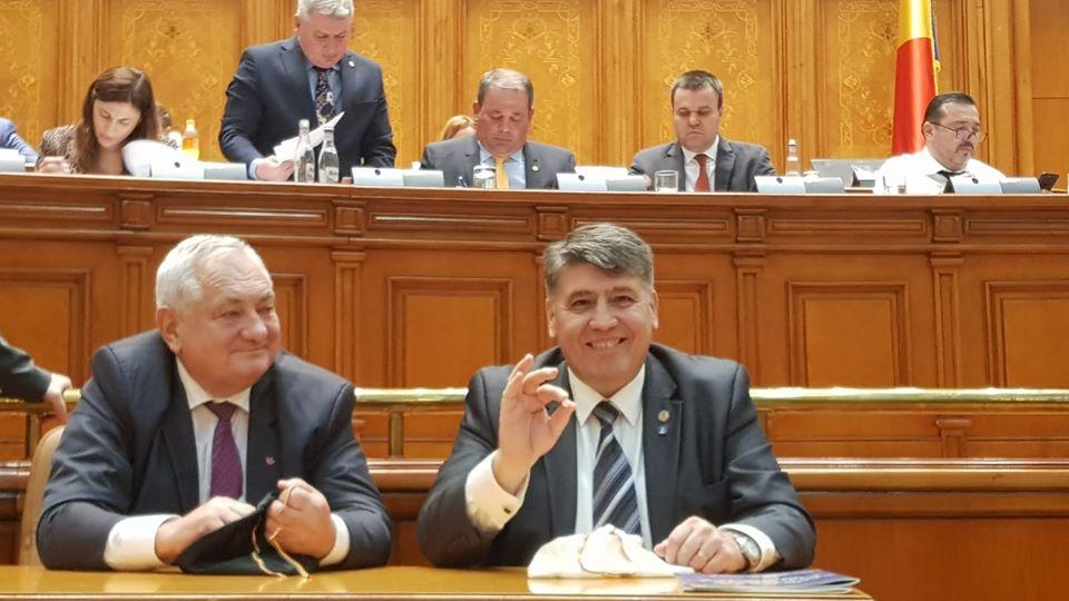 Deputatul Laurențiu Leoreanu, întâlniri cu miniștrii din Guvernul României pentru problemele Romanului