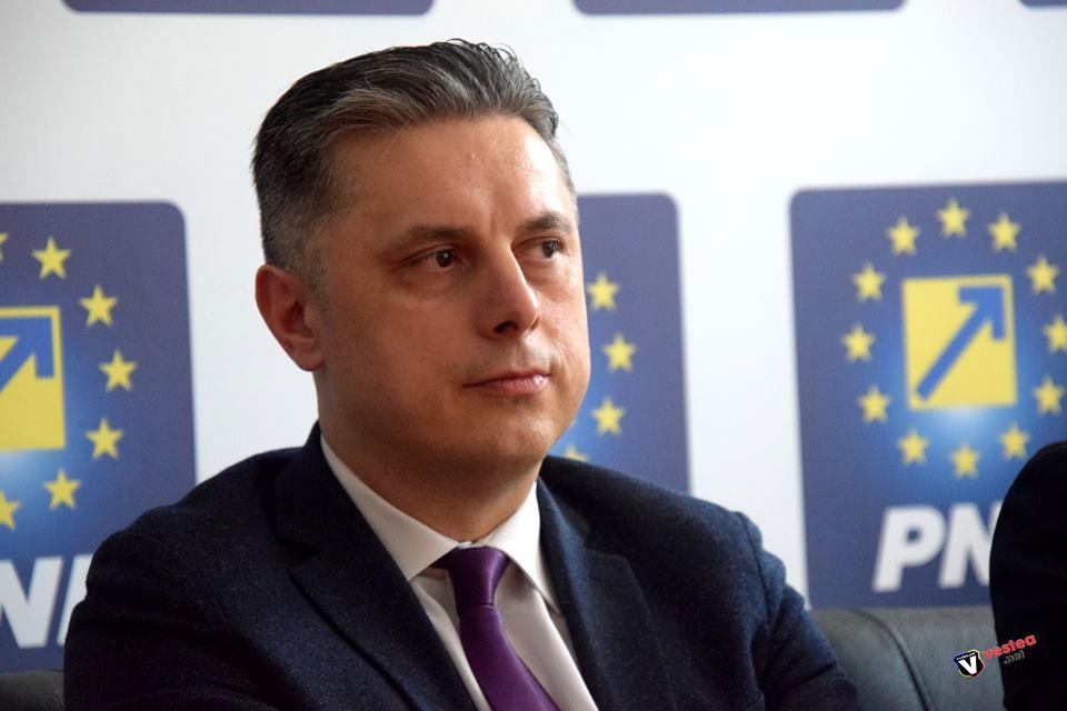 """Deputatul Mugur Cozmanciuc: """"Guvernul PNL aduce fonduri europene, în valoare de milioane de euro, care vor contribui la dezvoltarea României"""""""