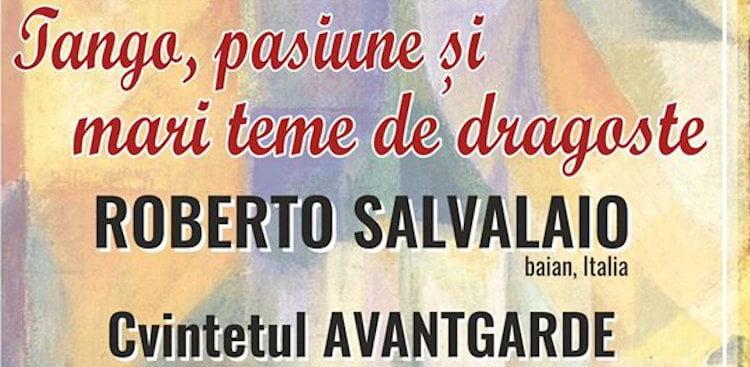 """""""Tango, pasiune și mari teme de dragoste"""", concert cameral în sala de spectacole a Primăriei Roman"""