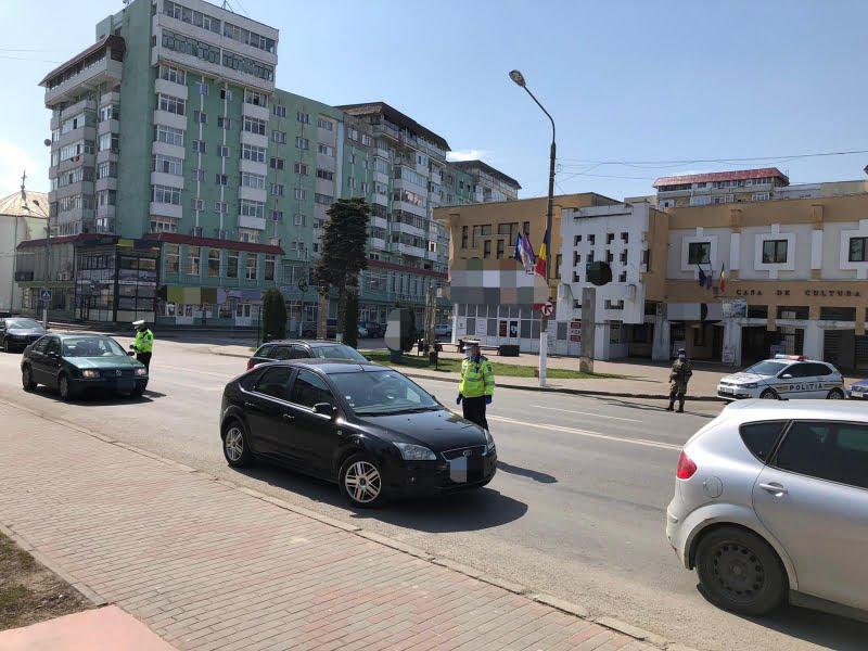 IPJ Neamț: Ce efective ale Poliției Naționale, Jandarmeriei, Armatei și Poliției Locale acționează în Roman