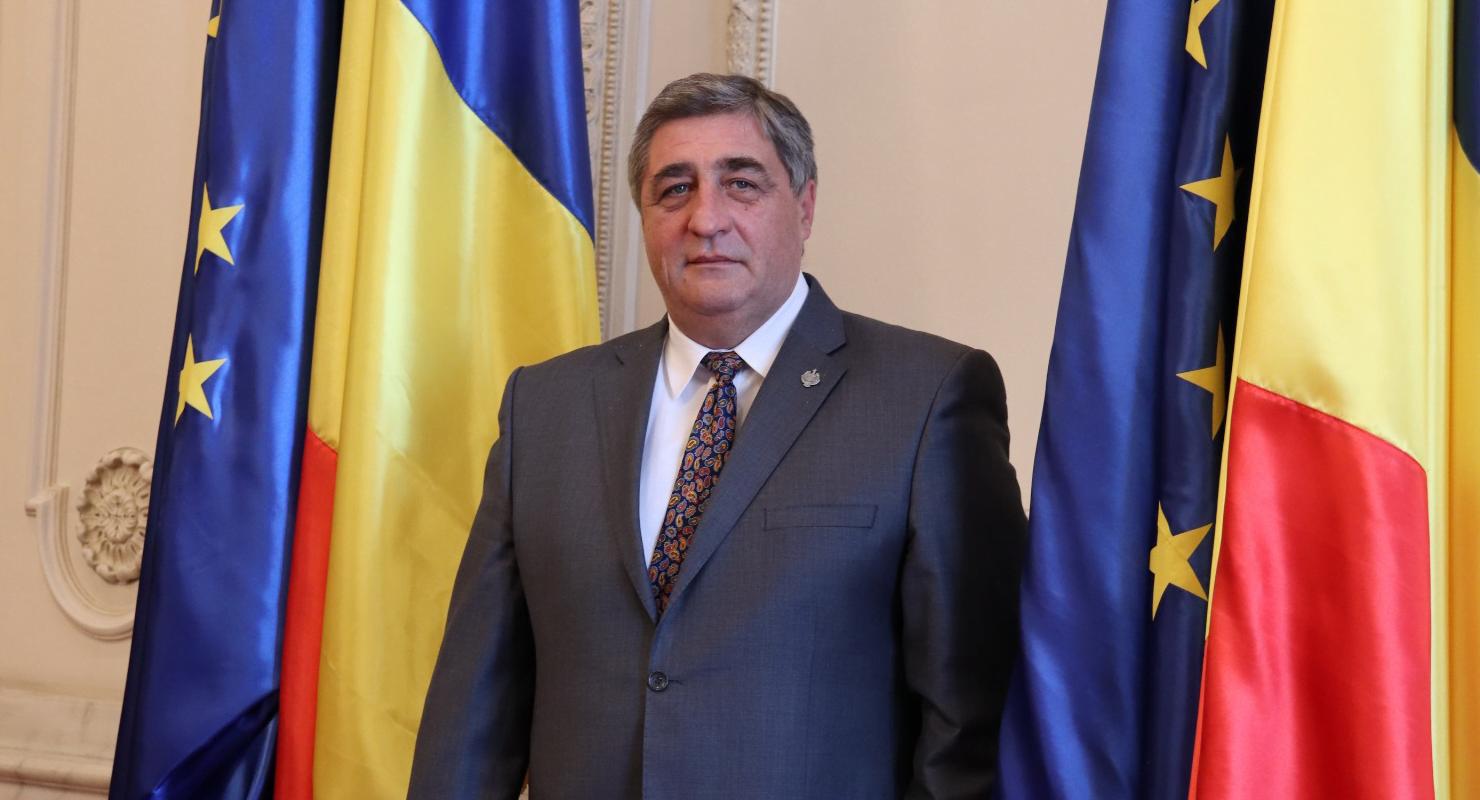"""Senatorul Dan Manoliu: """"Vreau să vă asigur de sprijinul parlamentarilor PSD"""""""