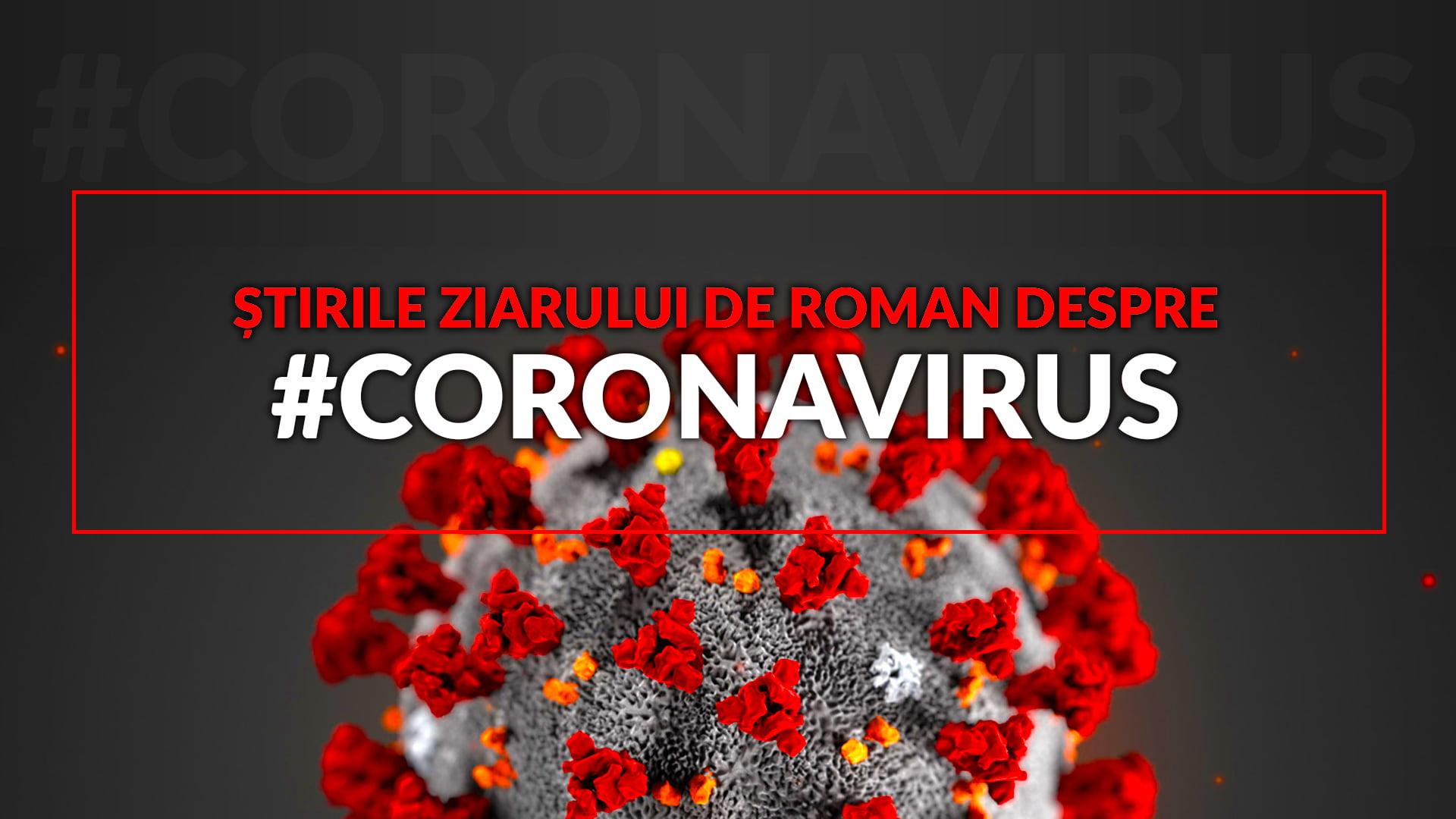 ȘTIRILE ZIARULUI DE ROMAN DESPRE #CORONAVIRUS