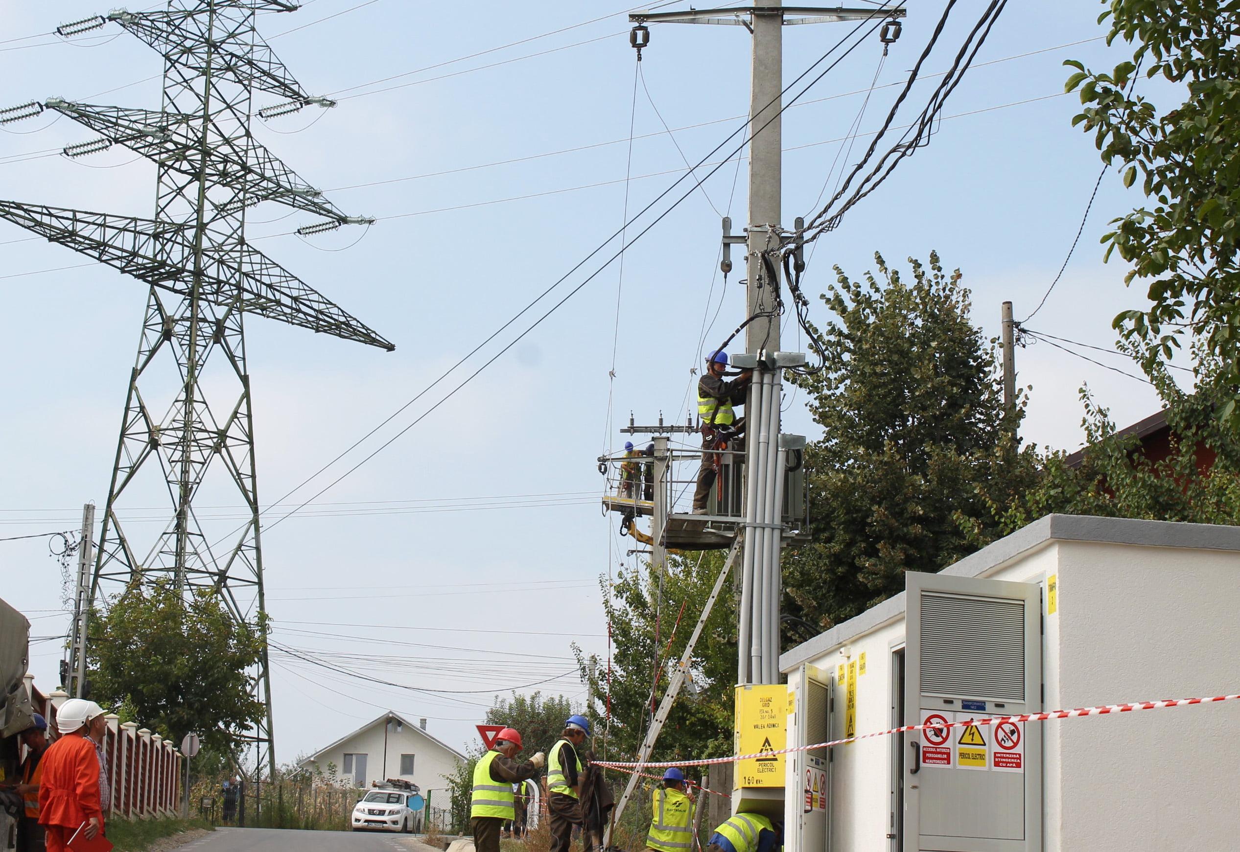 Delgaz Grid, investiții de peste 12 milioane de lei pentru modernizarea distribuției de energie din județul Neamț