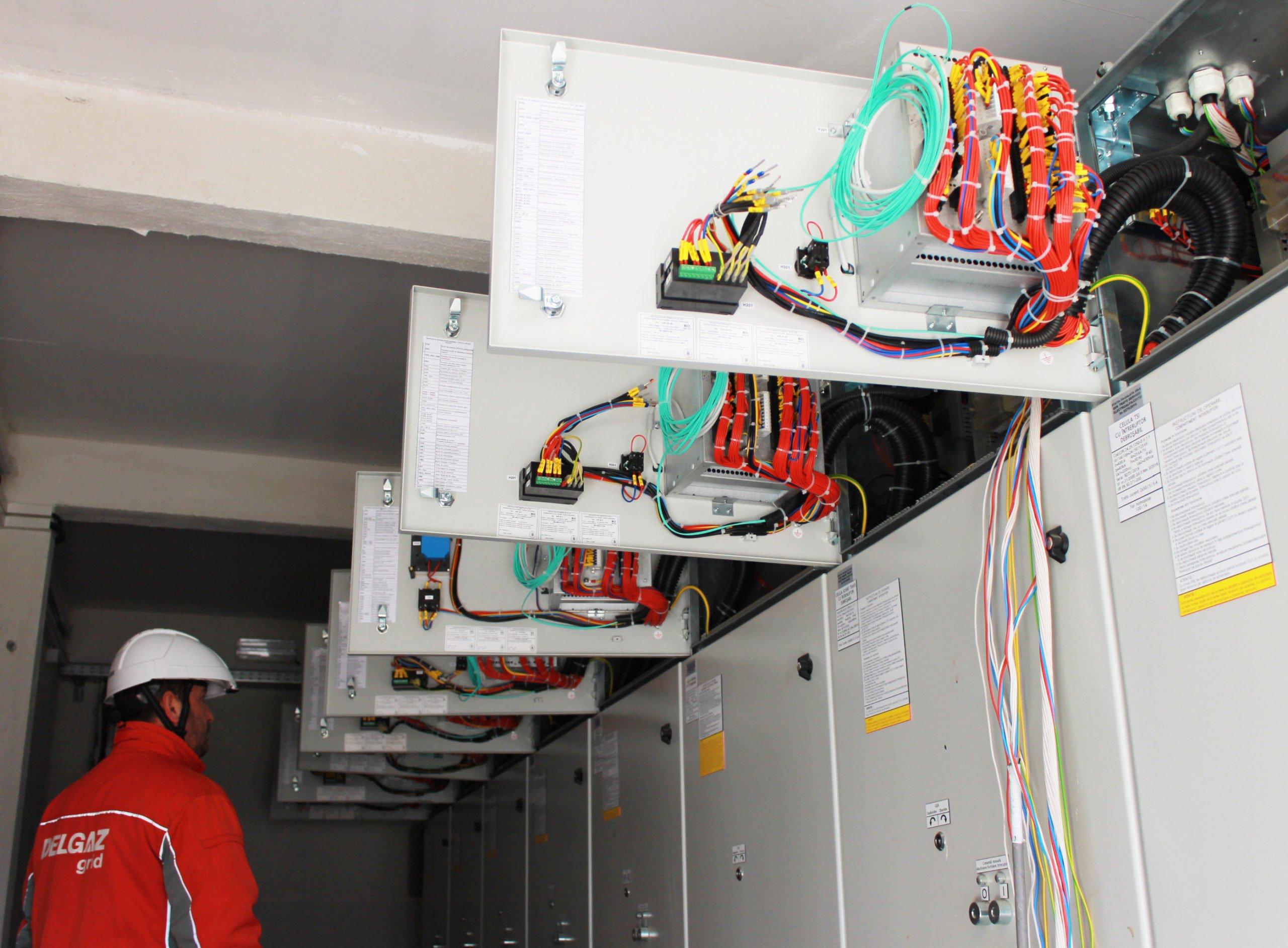 Delgaz Grid este pregătită să asigure continuitatea în alimentarea cu energie electrică și gaze naturale