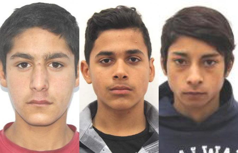 Minori dispăruți din centrul de plasament, căutați de polițiști