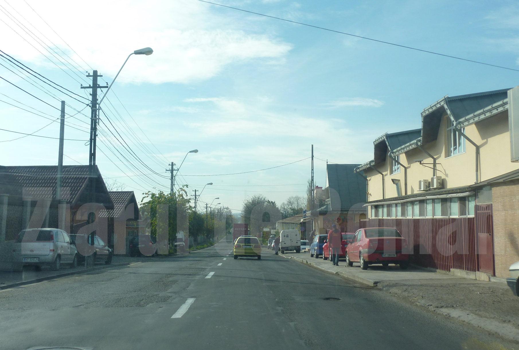 De miercuri se asfaltează bd. Nicolae Bălcescu. Circulația auto va fi redirecționată