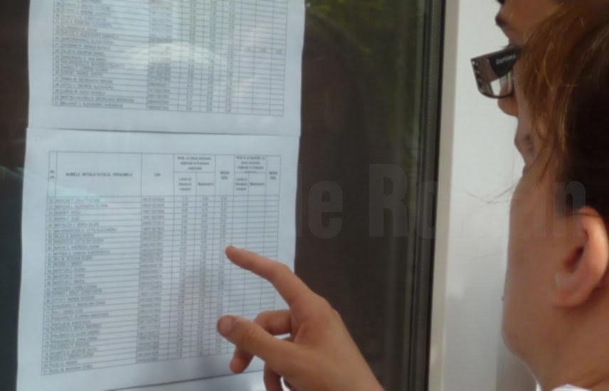Patru elevi din Neamț vor intra la liceu cu media 10. Un elev din Barticești, în top