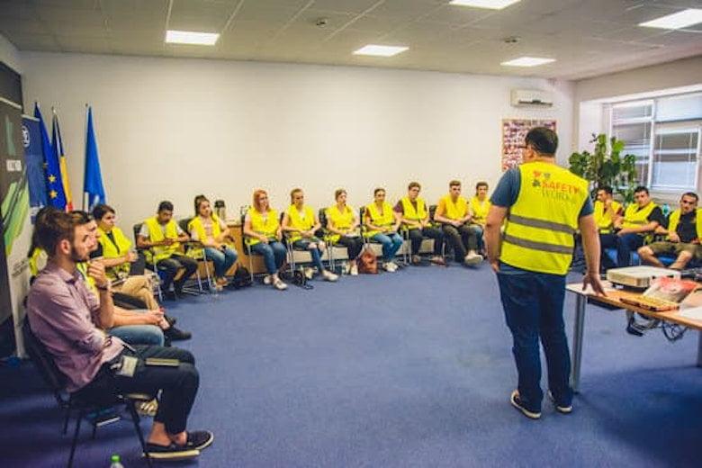 Tinerii romașcani de la KULT Generation candidează la Gala Societății Civile 2020