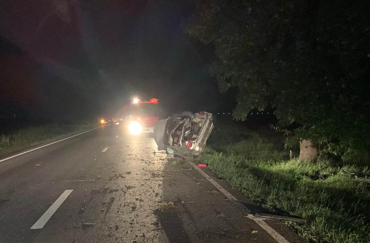 Șofer decedat în urma unui accident rutier, pe E 85