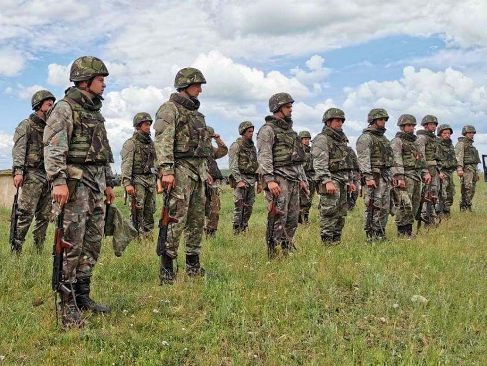 Armata recrutează și în acest an rezervişti voluntari