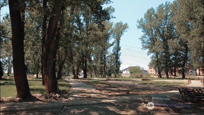 [VIDEO] Cum vor arăta Parcurile Zăvoi și Jora