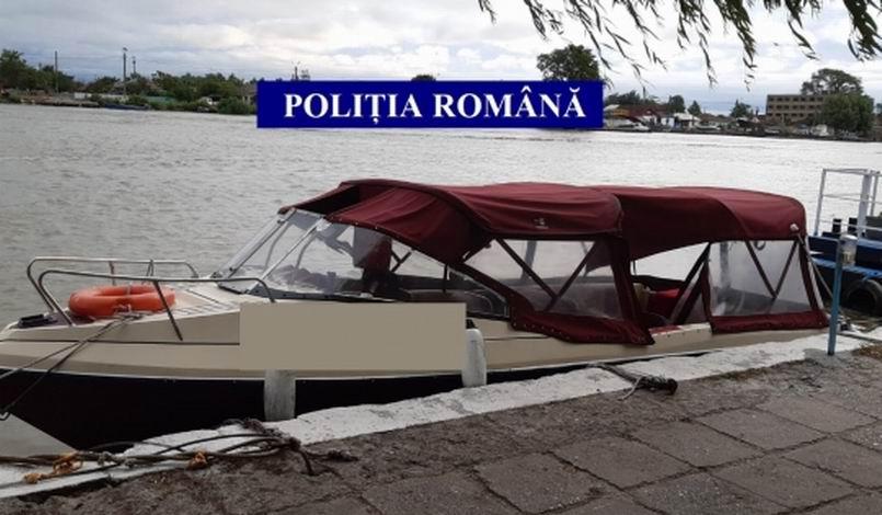 Polițiști din Neamț, implicați într-o anchetă internațională pentru furt de motoare de ambarcațiuni din Suedia
