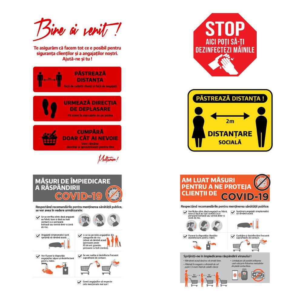 Controale la 113 restaurante, terase, fastfood-uri și societăți comerciale pentru prevenirea infectării cu noul coronavirus