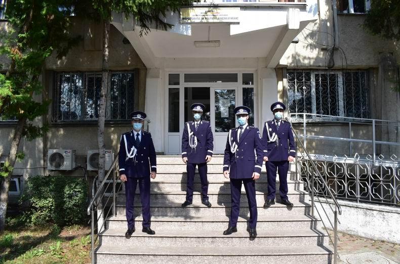 O nouă promoţie de poliţişti la IPJ Neamț