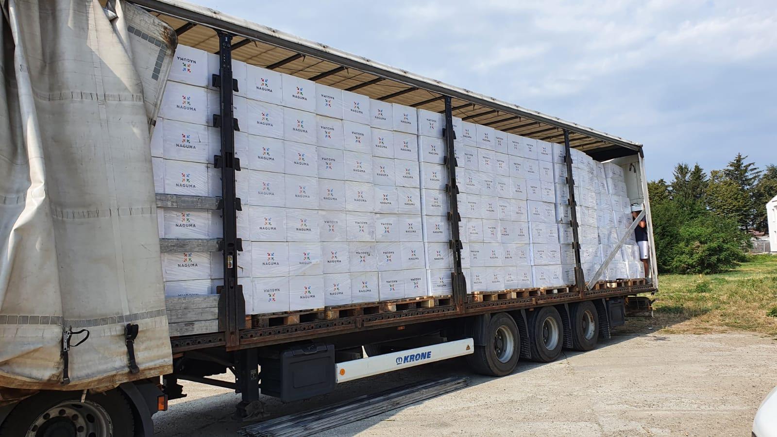 Livrare de 3,2 milioane de măști medicale la DSP Neamț, anunțată de Naguma Medical Supply