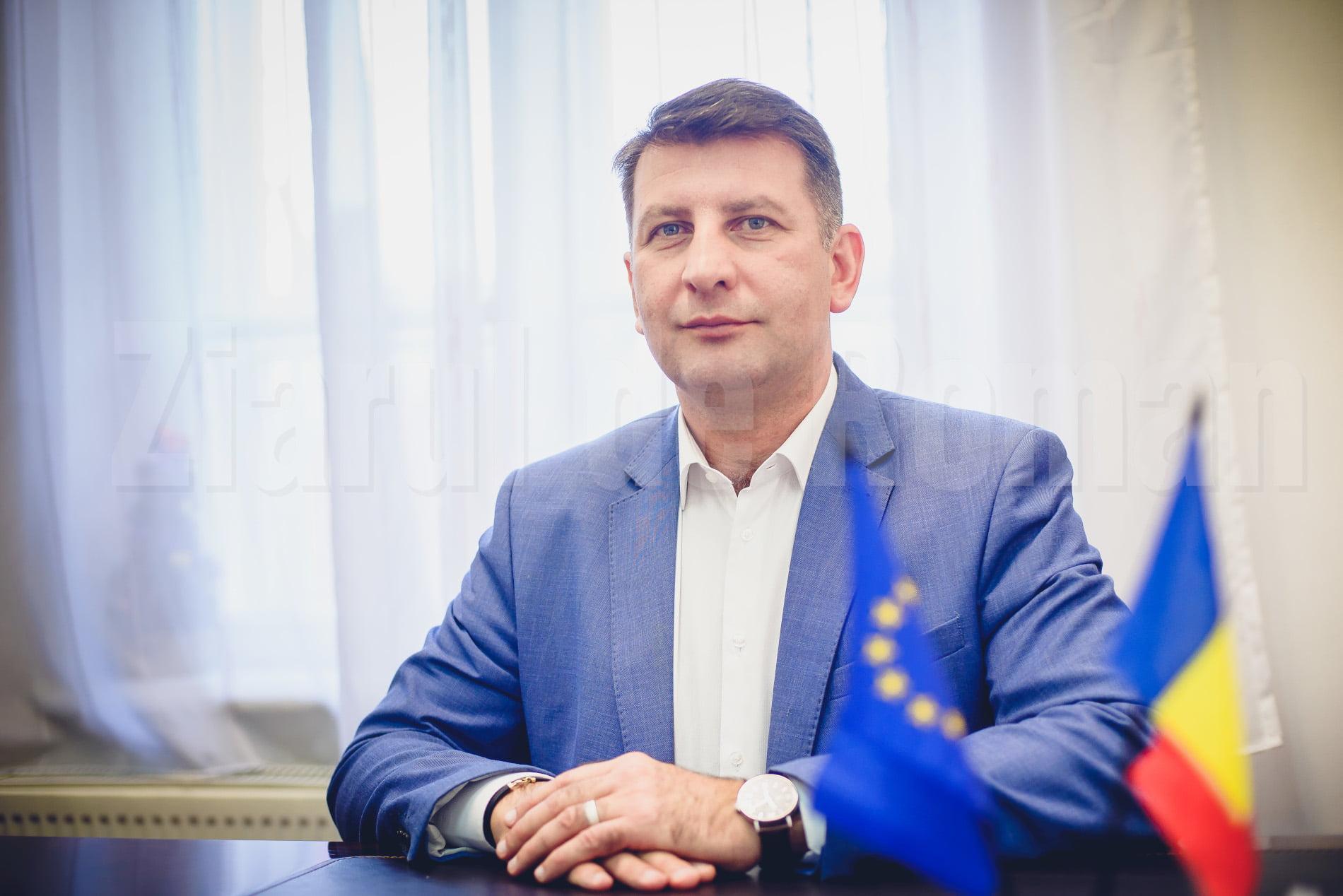 Lucian Micu și-a anunțat demisia din funcția de manager al Spitalului Județean de Urgență Piatra Neamț