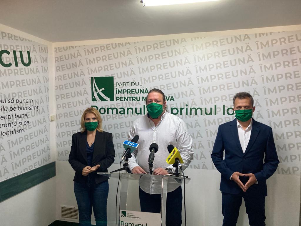 IPM invită la consultări instituțiile pentru a rezolva problema lipsei de siguranță în Roman