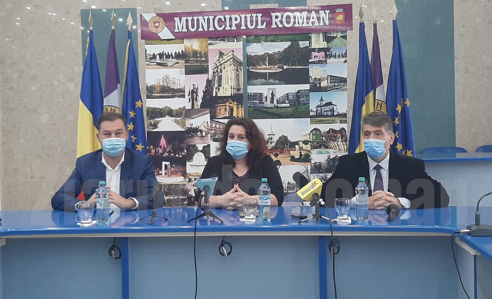 """Apel fără precedent al autorităților către romașcani: """"Purtați masca și respectați distanțarea socială, ca să nu fie închise școlile și sectorul HoReCa"""""""