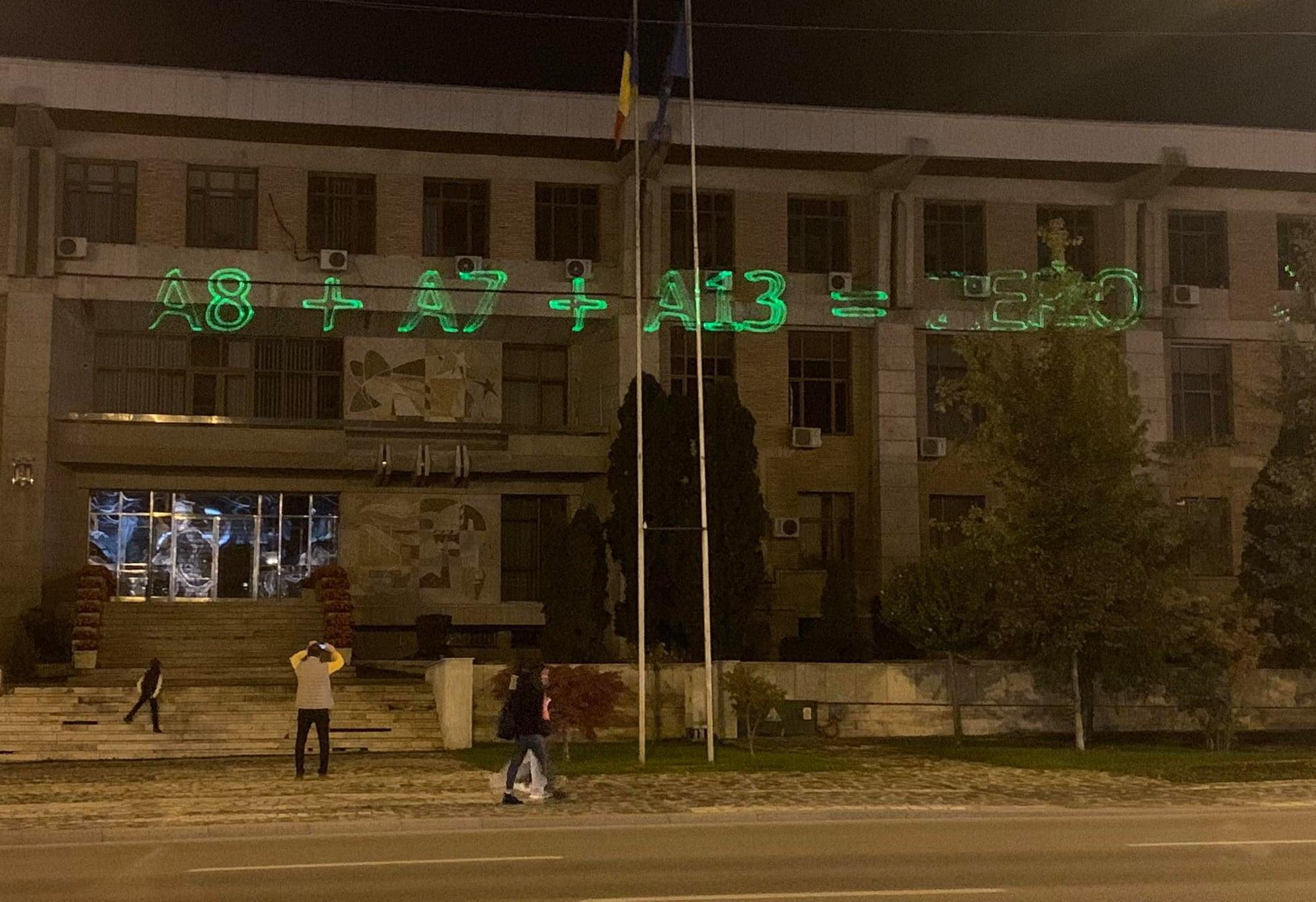 """Mișcarea pentru Dezvoltarea Moldovei: """"Autostrăzile Moldovei sunt în pericol!"""""""
