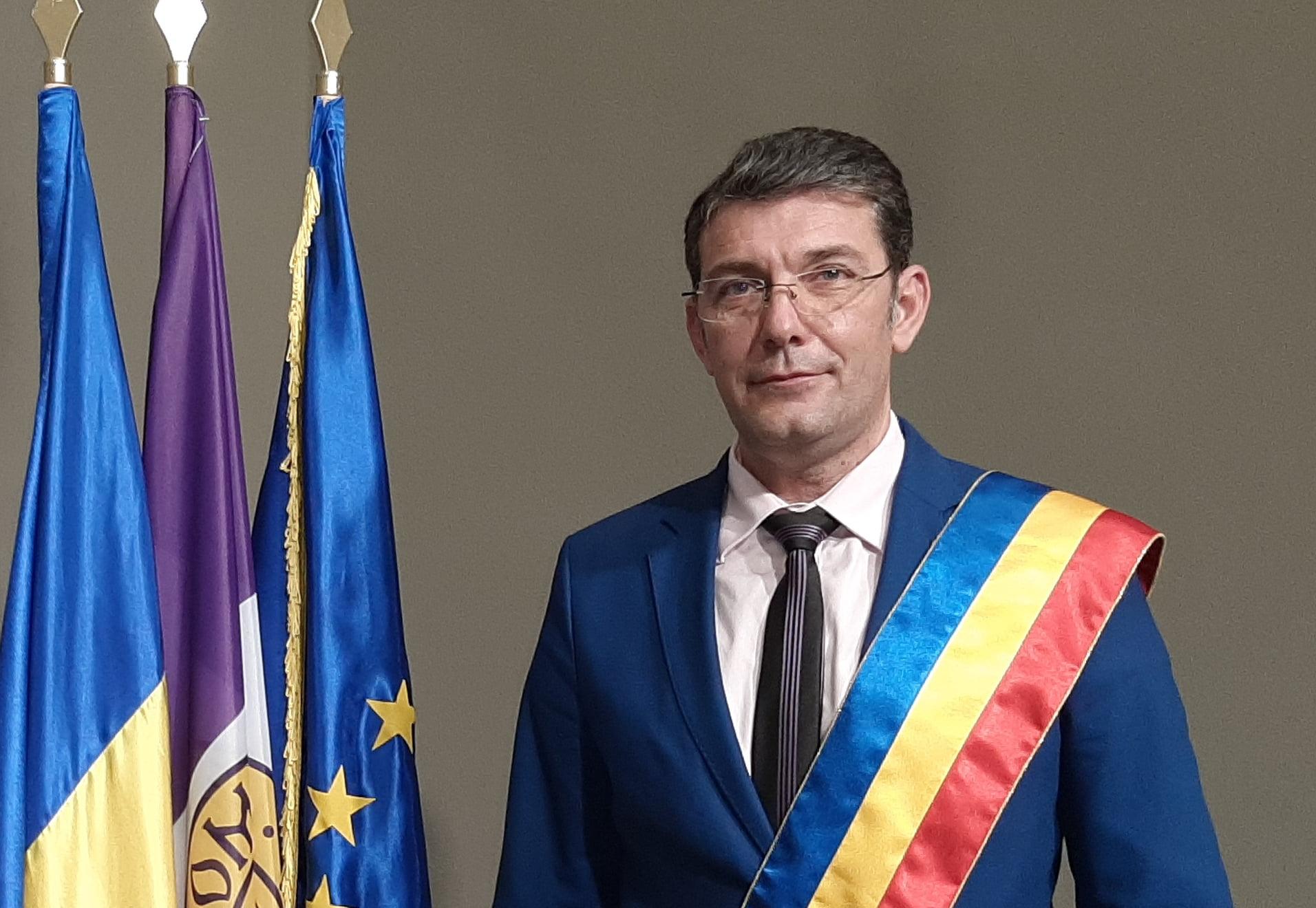 Primarul Achiriloaei le mulțumește romașcanilor pentru responsabilitate, după scăderea infectărilor COVID-19