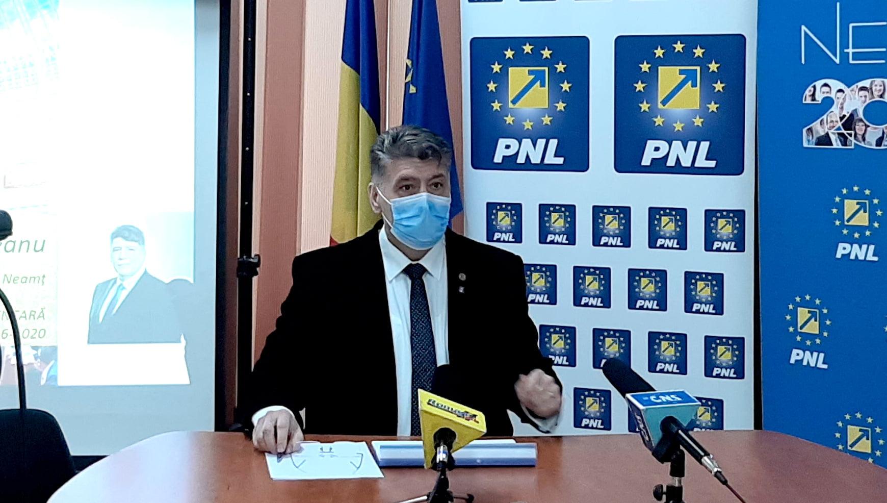 """Deputatul Laurențiu Leoreanu, la finalul primului mandat: """"Consider că am reprezentat cu succes în Parlament interesele romașcanilor și ale nemțenilor"""""""