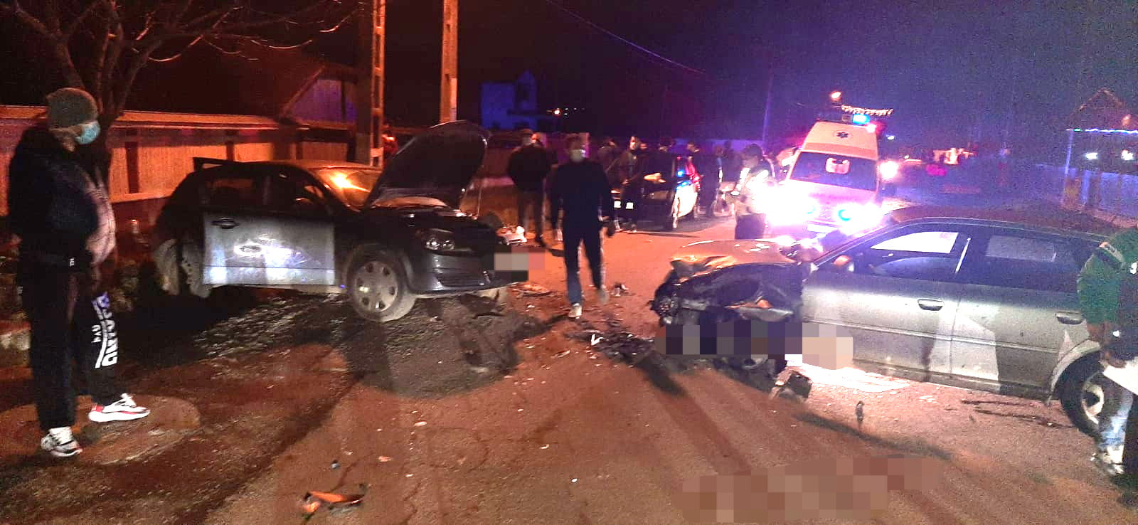 Șofer implicat în accidentul cu trei victime din Barticești, pozitiv la etilotest
