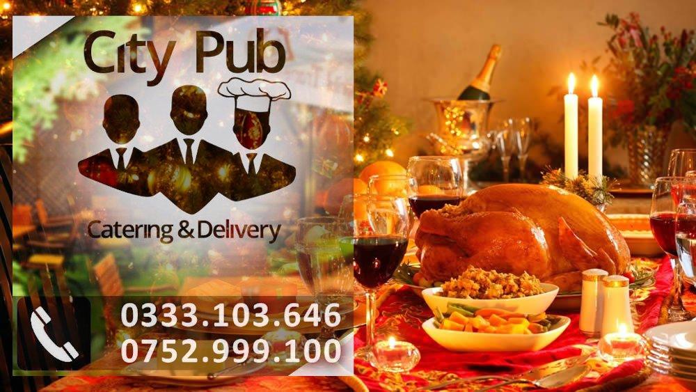 CityPub & Bolta Rece pregătesc masa de Crăciun, pentru ca tu să te bucuri de cei dragi