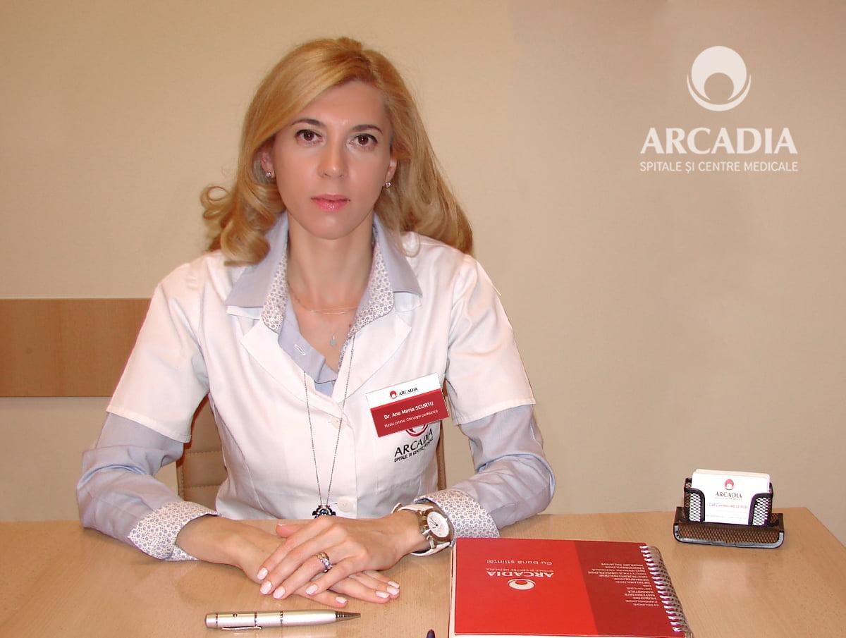 Patologie pediatrică rară, operată cu succes în Spitalul Arcadia